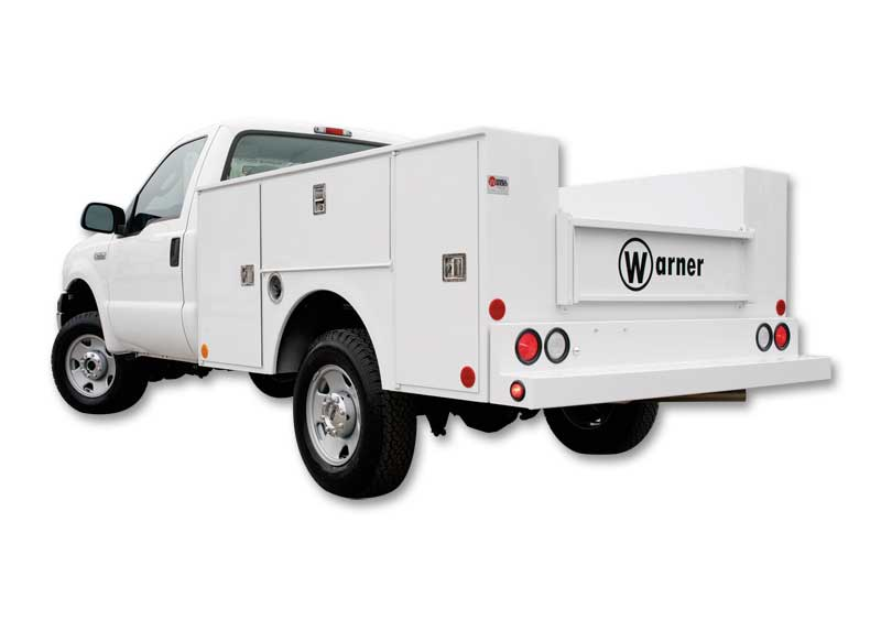 Utility Body Accessories : Hillsboro truck equipment by ford your source